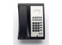 Telematrix 9600MWD 1.9Ghz DECT 6.0 Guest Room Cordless 965591 Black