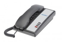 E200IP -4GSK Teledex Two Line Micro Footprint E Series IP Guestroom Phone