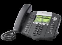IP670 Polycom Soundpoint Premium 6 Line SIP Phone