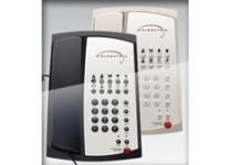 Telematrix 3100MWD Single Line Speakerphone 10 Button Black 313391