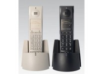 Telematrix Handset 1.9Ghz DECT 6.0 Guest Room Cordless 985591HDKIT Black